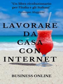 Lavorare da casa con internet