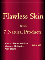 Flawless Skin with 7 Natural Products