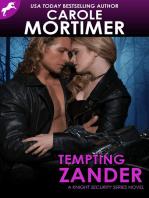 Tempting Zander (Knight Security 4)