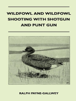 Wildfowl and Wildfowl Shooting with Shotgun and Punt Gun