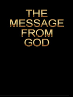 The Message from God