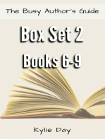 The Busy Author's Guide Box Set 2