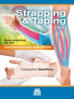 Strapping & Taping: Guía práctica de las contenciones elásticas (color)