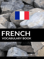 French Vocabulary Book