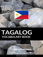 Tagalog Vocabulary Book