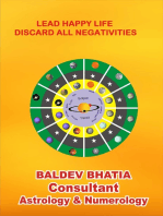 Lead Happy Life-Discard All Negativities