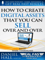 How to Create Digital Assets That You Can Sell Over and Over