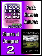 Pack Nuevos Autores Ahorra al Comprar 2