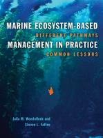 Marine Ecosystem-Based Managemin Practice