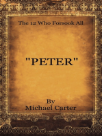 """The 12 Who Forsook All"" (Peter)"