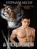 A Wicked Caress (Lost Shifters Book 5)