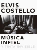 Música infiel y tinta invisible