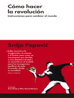 Cómo hacer la revolución