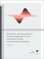 Simulation rotordynamischer Problemstellungen mit der Smoothed Particle Hydrodynamics Methode