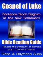 Gospel of Luke - Sentence Block Diagram Method of the New Testament