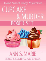 Cupcake & Murder Boxed Set (Dana Sweet Cozy Mysteries Books 1-3)
