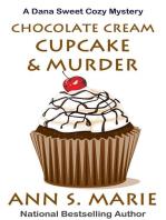 Chocolate Cream Cupcake & Murder