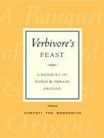 Verbivore's Feast