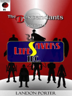 The Descendants #1 - Lifesavers Inc