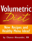 Volumetric Diet:  New Recipes and Healthy Menu Ideas!