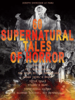 60 SUPERNATURAL TALES OF HORROR