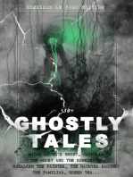 30+ GHOSTLY TALES - Sheridan Le Fanu Edition
