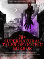 70+ SUPERNATURAL TALES OF GOTHIC HORROR