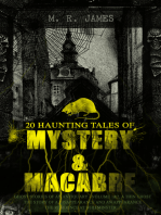 20 HAUNTING TALES OF MYSTERY & MACABRE