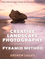Creative Landscape Photography using the Pyramid Method