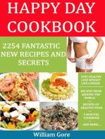 Happy Day Cookbook