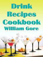 Drink Recipes Cookbook