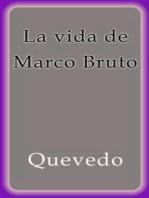 La vida de Marco Bruto