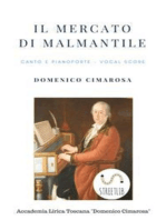 Il mercato di Malmantile (Canto e pianoforte - Vocal Score)