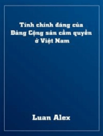 Tính chính đáng của Đảng Cộng sản cầm quyền ở Việt Nam