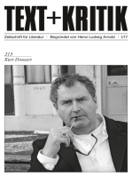 TEXT + KRITIK 213 - Kurt Drawert