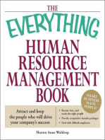 The Everything Human Resource Management Book