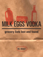 Milk Eggs Vodka