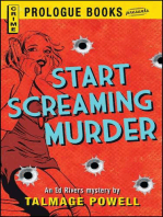 Start Screaming Murder