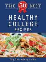 The 50 Best Healthy College Recipes