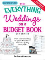 The Everything Weddings on a Budget Book