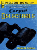 Corpus Delectable