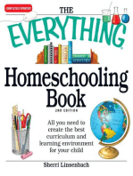 The Everything Homeschooling Book