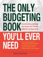 The Only Budgeting Book You'll Ever Need