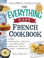 The Everything Easy French Cookbook