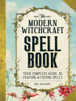 The Modern Witchcraft Spell Book