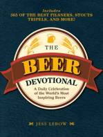 The Beer Devotional
