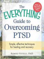 The Everything Guide to Overcoming PTSD