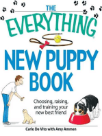 The Everything New Puppy Book