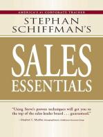 Stephan Schiffman's Sales Essentials