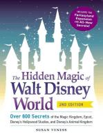 The Hidden Magic of Walt Disney World